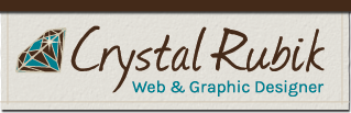 Crystal Rubik Web and Graphic Design
